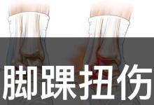 下肢康复系列:脚踝扭伤