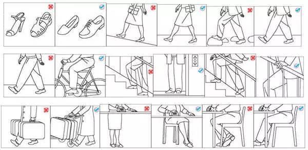 生活10注意,远离膝关节疾病!