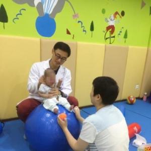 上海国际水准的儿童PT,等你来康复!